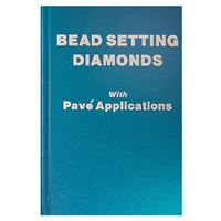 Robert R. Wooding: Bead Setting Diamonds With Pavé Applications