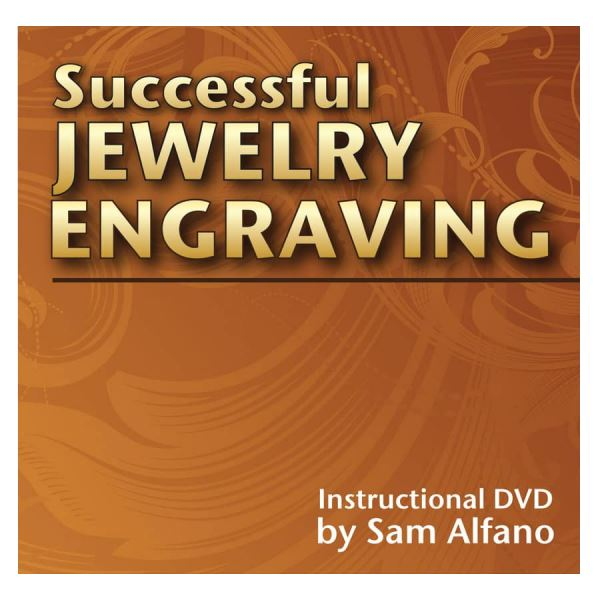 DVD Successful Jewelry Engraving